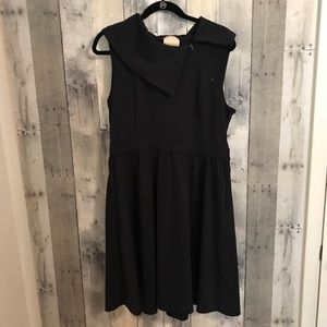 ModCloth women's size XL navy dress